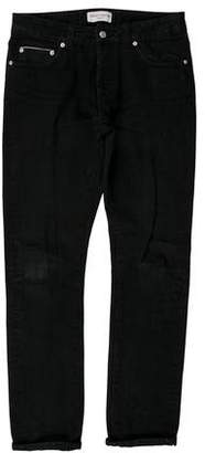 Officine Generale Selvage Skinny Jeans