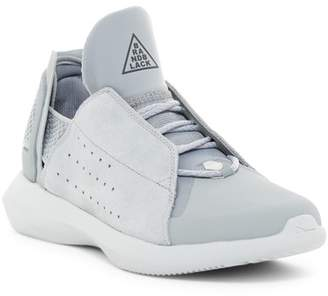 Brandblack Gambetto Suede Sneakers
