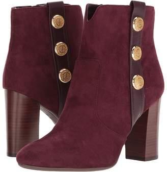 Tommy Hilfiger Domain 3 Women's Dress Zip Boots