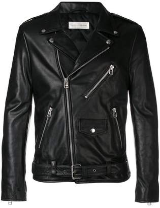 Faith Connexion Customizable leather jacket