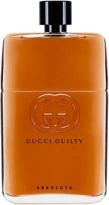 Gucci Guilty Absolute 150ml eau de parfum