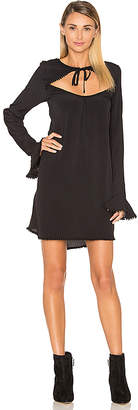 For Love & Lemons Josephina Swing Dress in Black $158 thestylecure.com