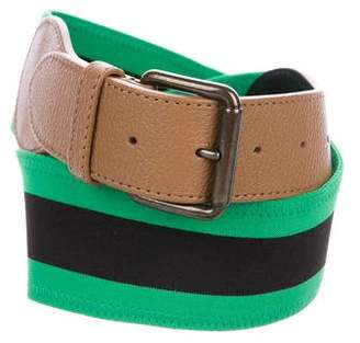 Tomas Maier Elastic Waist Belt