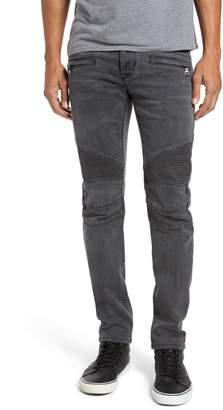 Hudson Jeans Blinder Biker Moto Skinny Fit Jeans