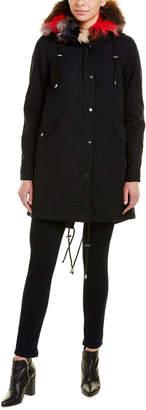 Jocelyn Long Military Coat