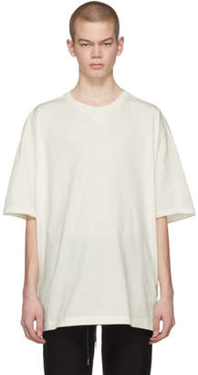 Off-White TAKAHIROMIYASHITA TheSoloist. Oversized T-Shirt