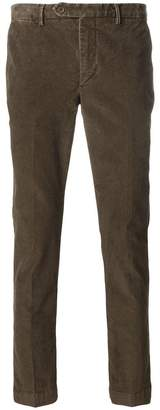 Hackett straight leg trousers