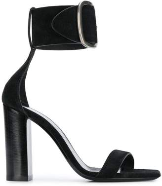 Saint Laurent Lou Lou buckle sandals