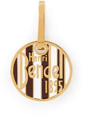 Henri Bendel Influencer Enamel Logo Charm