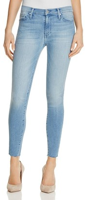 Black Orchid Noah Ankle Fray Jeans in Won't Get Fooled Again $150 thestylecure.com