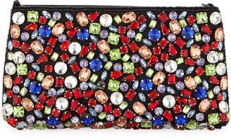 Adrianna Papell Jewel Slim Camera Clutch Bag