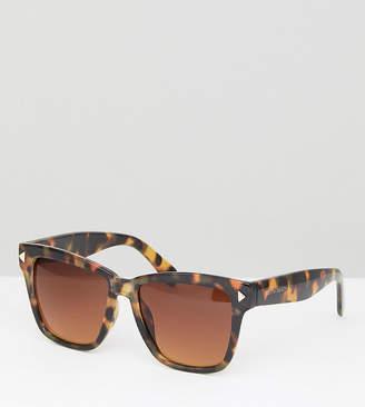 South Beach Oversized Tortoishell Sunglasses