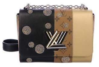 Louis Vuitton 2017 Reversed Monogram Twist MM