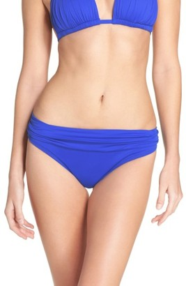 Women's La Blanca 'Island' Hipster Bikini Bottoms $57 thestylecure.com