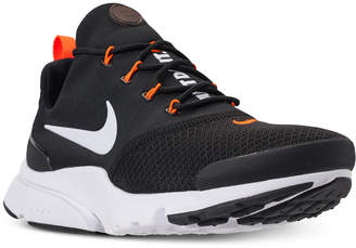 Nike Men's Presto Fly Just Do It Casual Sneakers from Finish Line