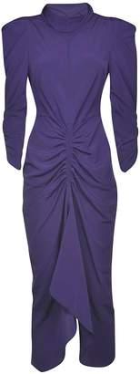 Isabel Marant etoile Ruched Midi Dress