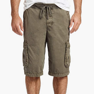James Perse STRETCH POPLIN CARGO SHORT