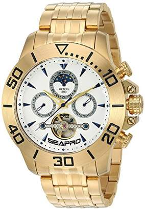 Seapro Men's 'Montecillo' Automatic Stainless Steel Casual Watch