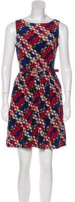 Trina Turk Printed Sleeveless Dress