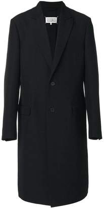 Maison Margiela classic single breasted coat