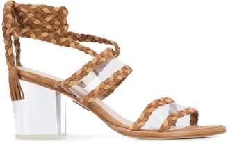 Ritch Erani NYFC Velvet sandals