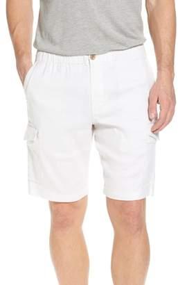 Tommy Bahama Beach Linen Blend Cargo Shorts