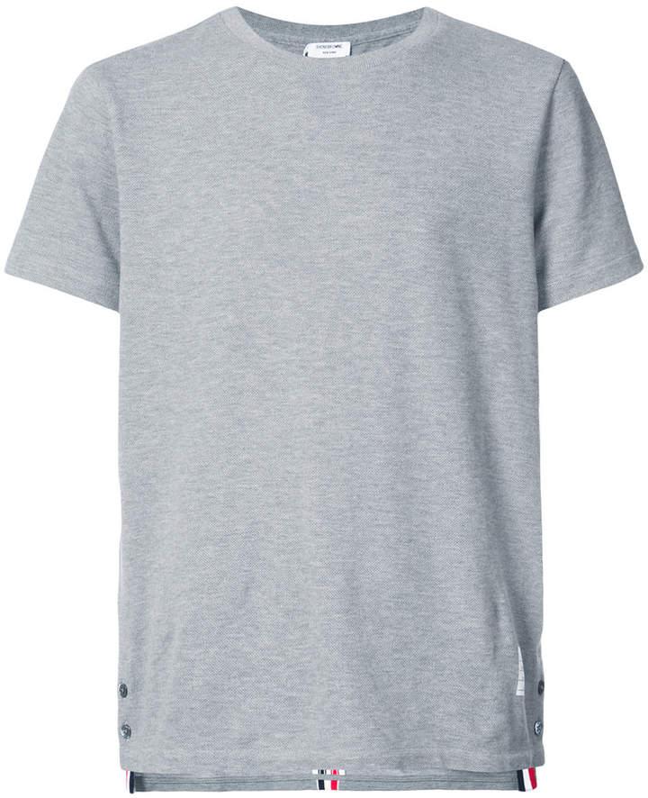Thom Browne signature stripe T-shirt