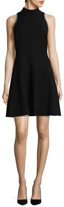 Shoshanna Women's Solid Short Cocktail Dress