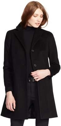 Lauren Ralph Lauren Wool Blend Reefer Coat