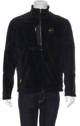 Ralph Lauren RLX by Fur Zip-Up Jacket