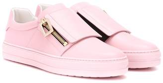 Roger Vivier Sneaky Viv leather sneakers