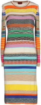 Missoni Knee-length dresses - Item 34741425RC