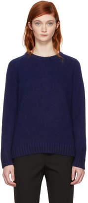 A.P.C. Navy Vivian Sweater