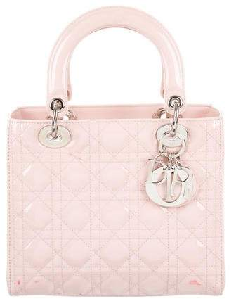 Christian Dior Medium Lady Dior Bag