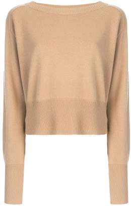 Theory relaxed boat pullover