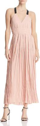 Reiss Frances Shirred Maxi Dress - 100% Exclusive