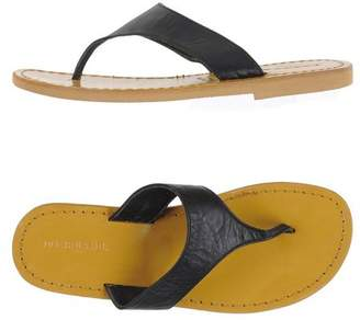 FOOTWEAR - Toe post sandals P.A.R.O.S.H.