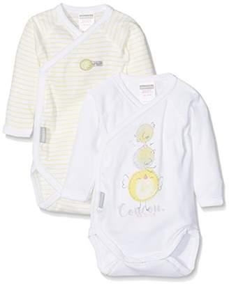 Absorba Baby 6J62006 Bodysuit (Pack of 2) bc68e914c9c