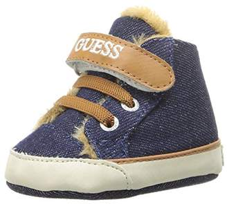 GUESS Boys' Flyne 3 Sneaker