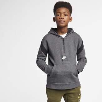 Nike Older Kids'(Boys') Half-Zip Hoodie