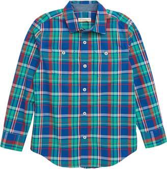 Tucker + Tate 'Photo' Buffalo Plaid Woven Shirt
