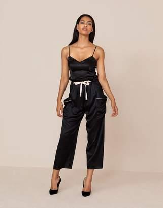 Agent Provocateur Ezra Pyjama Bottom Black