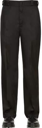 Prada 25cm Nylon Gabardine Pants