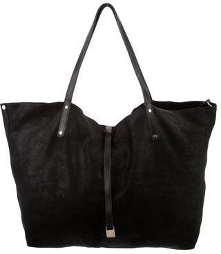 Tiffany & Co. Metallic Reversible Tote $345 thestylecure.com