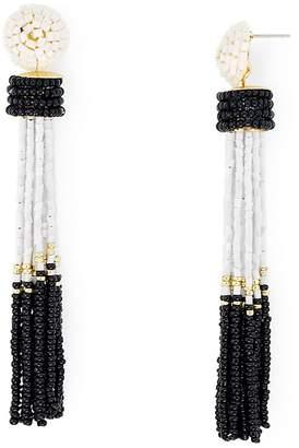 Aqua Tassel Earrings - 100% Exclusive