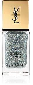 Saint Laurent Women's La Laque Couture Nail Polish - 54 Studio Silver