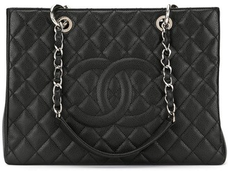 Chanel Pre-Owned '14s quilted shoulder bag