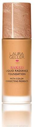 Laura Geller New York Baked Liquid Radiance Foundation Tan (Pack of 6)