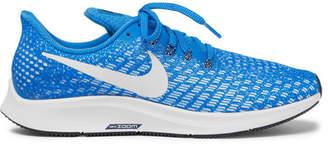 Nike Running Air Zoom Pegasus 35 Mesh Running Sneakers