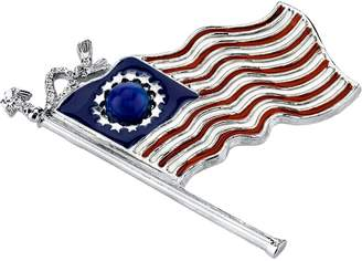 1928 Betsy Ross American Flag Pin